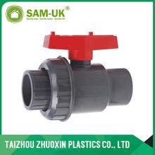 PVC single union ball valve ( socket )