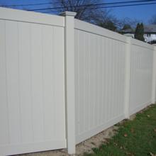 Vinyl Privacy fence SU001