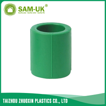 PPR pipe coupling for both hot and cold water