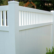 Privacy fence with top picket DY005