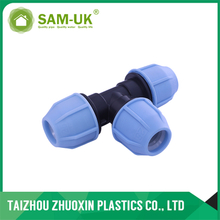 BEST QUALITY PP COMPRESSION FITTINGS(TEE ELBOW ADAPTOR CAP)