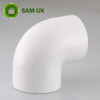 plastic schedule 40 PVC pipe elbow joint fittings for pools
