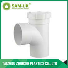 AS-NZS 1260 standard PVC JUNCTION DWV PLN M&F 100MMX88DEG