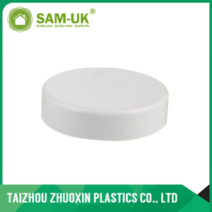 AS-NZS 1260 standard PVC POSH ON CAP