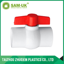 PVC compact ball valve ( socket & thread )