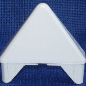 3 inch Sharp Point Cap