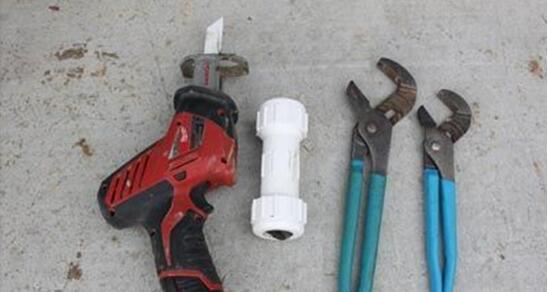 repair pipe tools