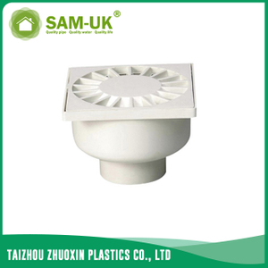 PVC square floor drain for drainage water