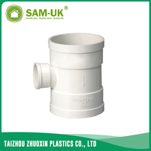 PVC waste reducing tee for drainage water