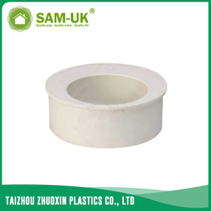 PVC drain pipe reducer fittings for drainage water